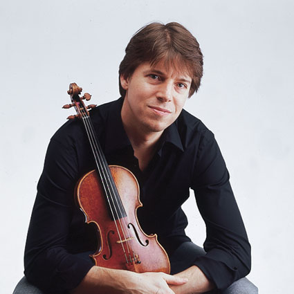 Joshua Bell at Benaroya Hall