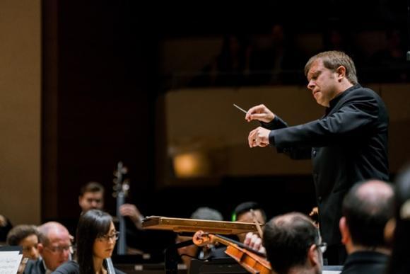 Seattle Symphony Orchestra: Ludovic Morlot - Strauss at Benaroya Hall