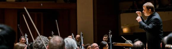 Seattle Symphony Orchestra: Ludovic Morlot - Gidon Kremer in Seattle at Benaroya Hall