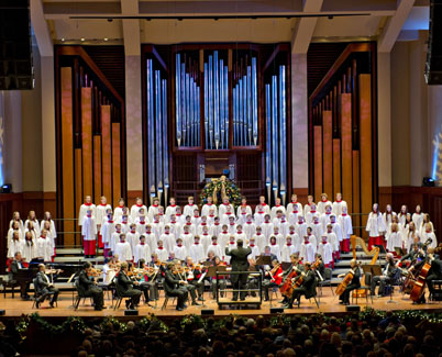 Seattle Symphony Orchestra: Joseph Crnko - A Festival of Lessons & Carols at Benaroya Hall