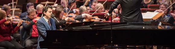 Seattle Symphony Orchestra: Michael Krajewski - New Year's Eve Great Balls of Fire! at Benaroya Hall