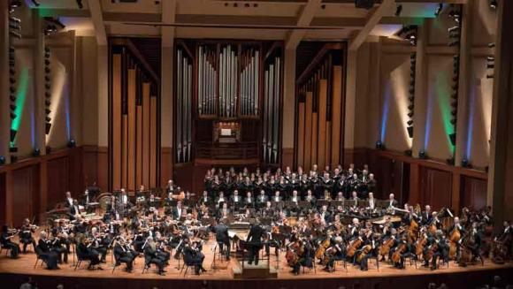 Seattle Symphony Orchestra: Ludovic Morlot - Copland's Symphony No. 3 at Benaroya Hall