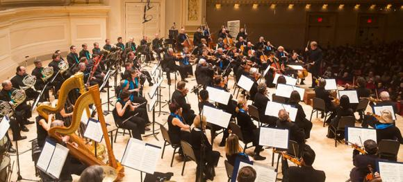 Seattle Symphony Orchestra: Ludovic Morlot - John Luther Adams' Become Desert at Benaroya Hall