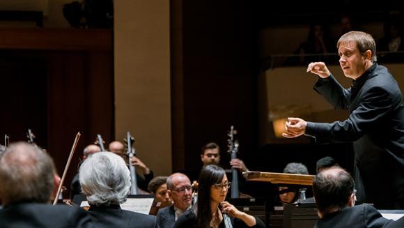 Seattle Symphony Orchestra: Ludovic Morlot - Stravinsky Persephone at Benaroya Hall