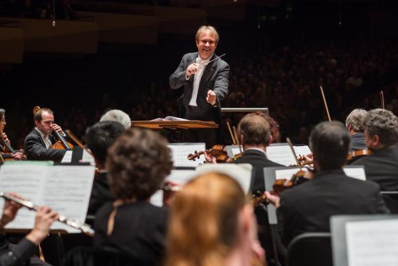 Seattle Symphony Orchestra: Ludovic Morlot - Sonic Evolution at Benaroya Hall