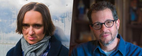 An Evening With Sarah Vowell & Michael Giacchino at Benaroya Hall
