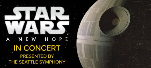 Seattle Symphony: Lawrence Loh - Star Wars - A New Hope at Benaroya Hall