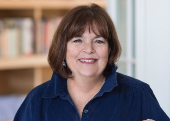 Ina Garten at Benaroya Hall