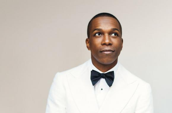 Leslie Odom Jr. at Benaroya Hall