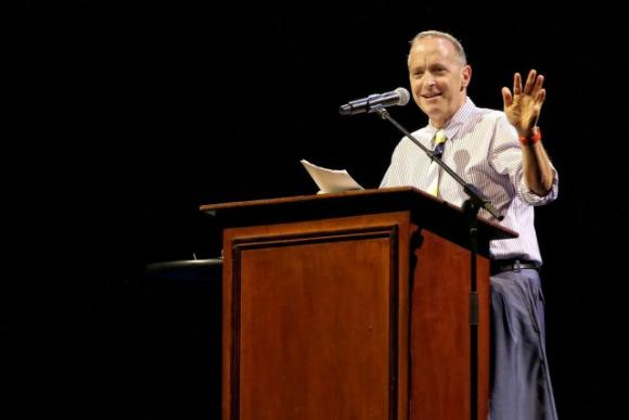 David Sedaris at Benaroya Hall