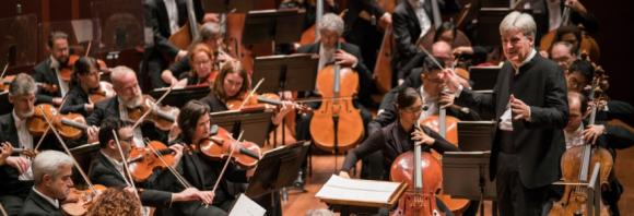 Seattle Symphony Orchestra: Thomas Dausgaard - Beethoven Piano Concerto No. 1 at Benaroya Hall