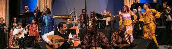 Seattle Symphony Orchestra- Jordi Savall - Routes of Slavery at Benaroya Hall