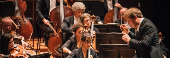 Seattle Symphony Orchestra: Ludovic Morlot - Tchaikovsky's Symphony No. 4 at Benaroya Hall