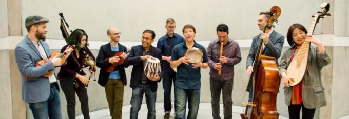 Seattle Symphony Orchestra: Ludovic Morlot - Silkroad Ensemble at Benaroya Hall