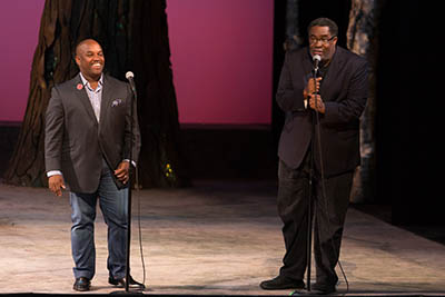 Lawrence Brownlee & Eric Owens at Benaroya Hall