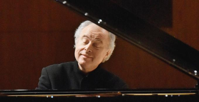 Andras Schiff In Recital at Benaroya Hall