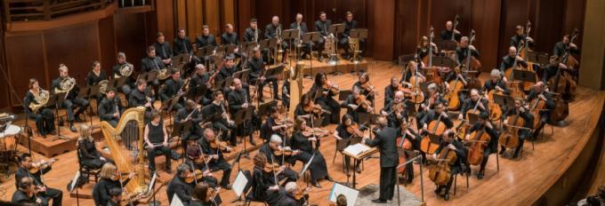 Seattle Symphony Orchestra: Andrey Boreyko - Brahms Symphony No. 3 at Benaroya Hall
