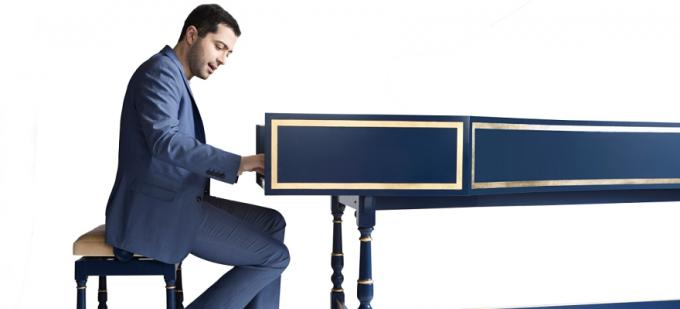 Seattle Symphony Orchestra: Mahan Esfahani - Bach Family Tree at Benaroya Hall