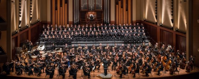 Seattle Symphony Orchestra: Ludovic Morlot - Bach Mass In B Minor at Benaroya Hall