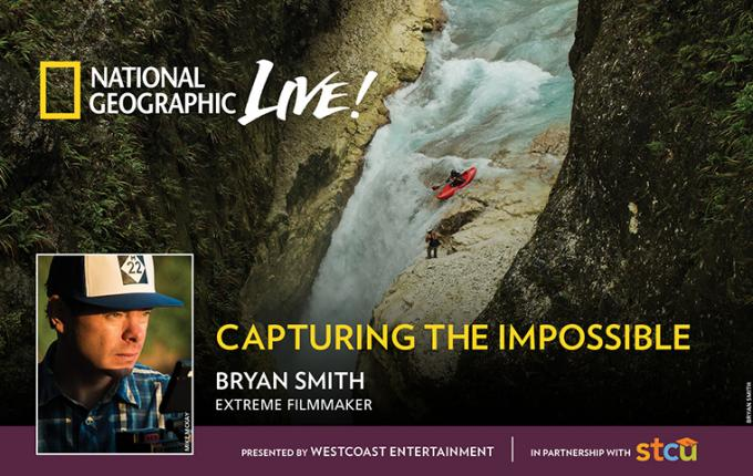 National Geographic Live: Capturing The Impossible at Benaroya Hall