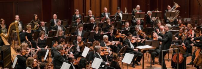 Seattle Symphony Orchestra: Thomas Dausgaard & Garrick Ohlsson - Brahms Piano Concerto No. 1 at Benaroya Hall