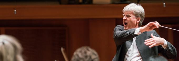 Seattle Symphony Orchestra: Thomas Dausgaard - Dvorak New World Symphony at Benaroya Hall