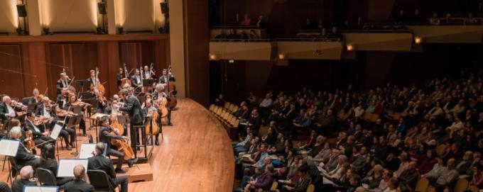 Seattle Symphony Orchestra: Pablo Rus Broseta - Brahms Concerto Festival 2 at Benaroya Hall