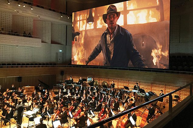 Jurassic Park In Concert - Film with Live Orchestra at Benaroya Hall