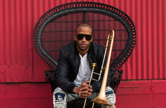 Trombone Shorty & Orleans Avenue at Benaroya Hall