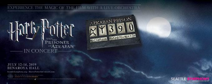 Seattle Symphony Orchestra: Harry Potter and the Prisoner of Azkaban In Concert at Benaroya Hall