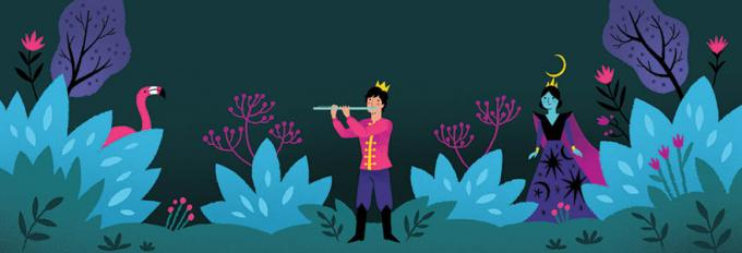 Seattle Symphony: Lee Mills - The Magic Flute at Benaroya Hall