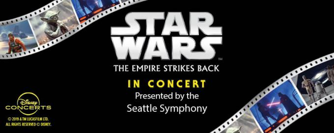 Seattle Symphony: Lawrence Loh - Star Wars The Empire Strikes Back - Film With Live Orchestra at Benaroya Hall