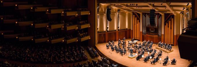 Seattle Symphony: James Feddeck - Rachmaninov Symphony No. 2 at Benaroya Hall