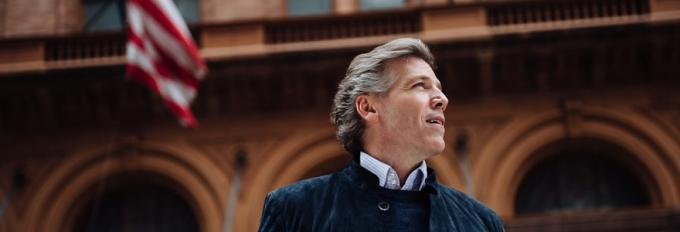 Thomas Hampson's Song of America - Beyond Liberty at Benaroya Hall