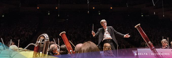 Seattle Symphony: Thomas Dausgaard - Dvorak Symphony No. 8 at Benaroya Hall