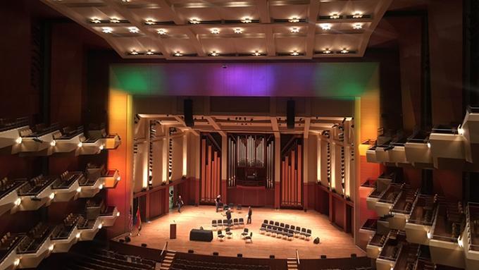Seattle Symphony: Dmitry Sinkovsky - Bach and Telemann at Benaroya Hall