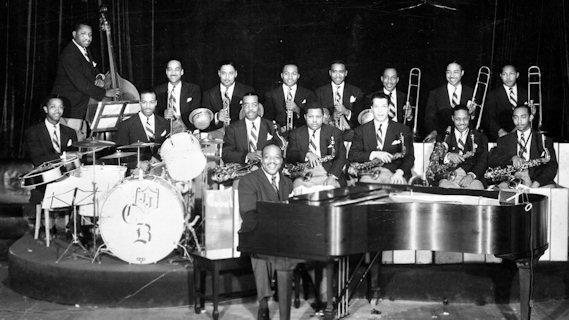 Count Basie Orchestra at Benaroya Hall