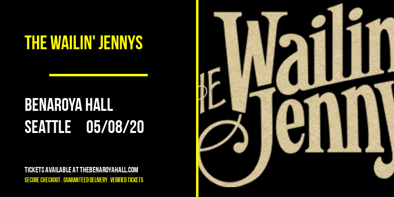 The Wailin' Jennys at Benaroya Hall