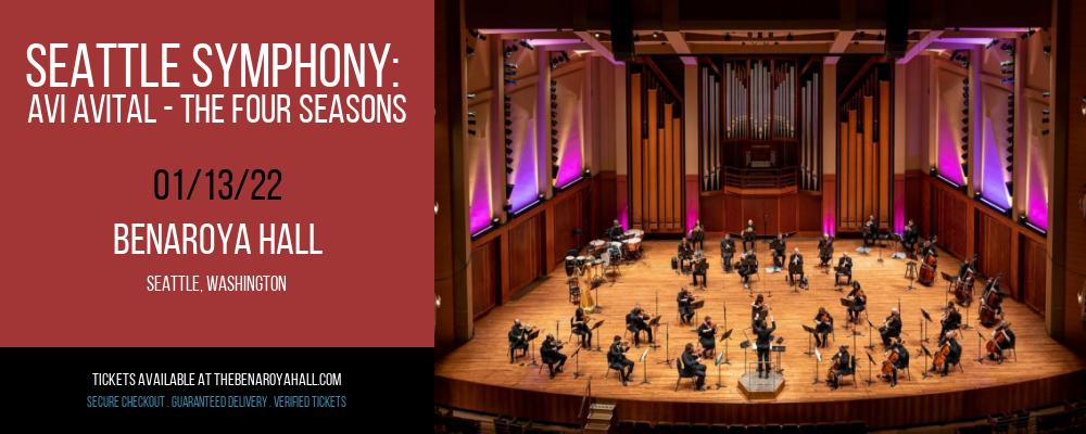 Seattle Symphony: Avi Avital - The Four Seasons at Benaroya Hall