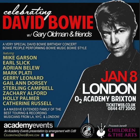 Celebrating David Bowie at Benaroya Hall