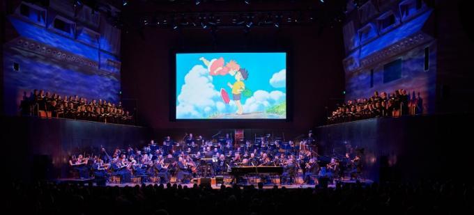 Joe Hisaishi Symphonic Concert: Music From The Studio Ghibli Films of Hayao Miyazaki at Benaroya Hall