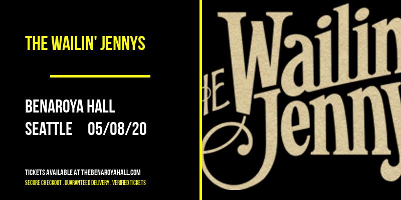 The Wailin' Jennys at Benaroya Hall